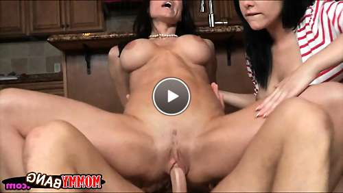threesome 2 women 1 man video